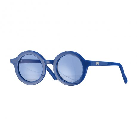 <img class='new_mark_img1' src='https://img.shop-pro.jp/img/new/icons8.gif' style='border:none;display:inline;margin:0px;padding:0px;width:auto;' />BEAU LOVES / Round Sunglasses / Blue
