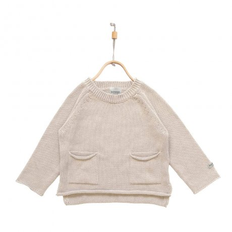 <img class='new_mark_img1' src='https://img.shop-pro.jp/img/new/icons8.gif' style='border:none;display:inline;margin:0px;padding:0px;width:auto;' />DONSJE / Stella Sweater / Soft Sand Cotton
