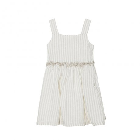<img class='new_mark_img1' src='https://img.shop-pro.jp/img/new/icons8.gif' style='border:none;display:inline;margin:0px;padding:0px;width:auto;' />yellowpelota / Waikiki Dress / Shiny Stripes / SS19-19.1-VT01