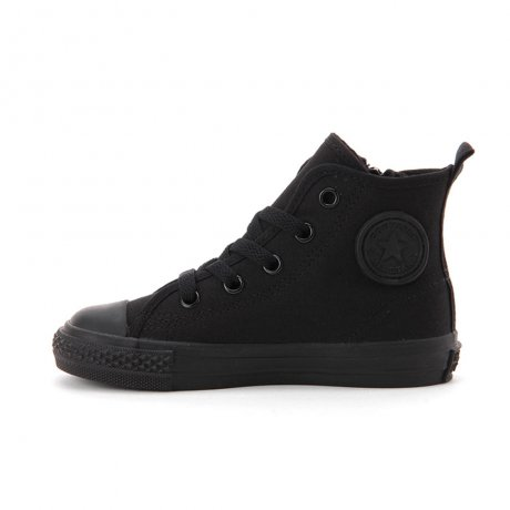 CONVERSE / CHILD ALL STAR N Z HI / BLACK MONOCHROME