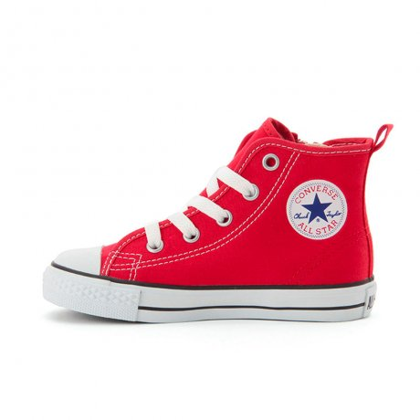CONVERSE / CHILD ALL STAR N Z HI / RED