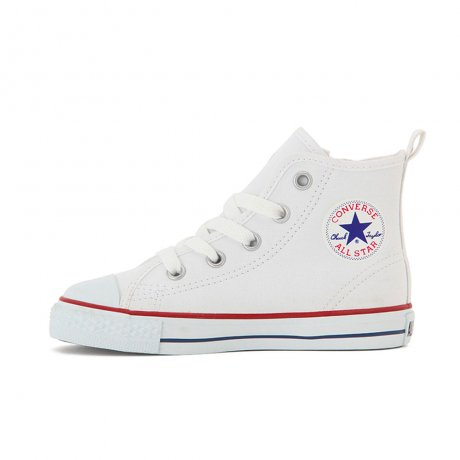 CONVERSE / CHILD ALL STAR N Z HI / OPTICAL WHITE