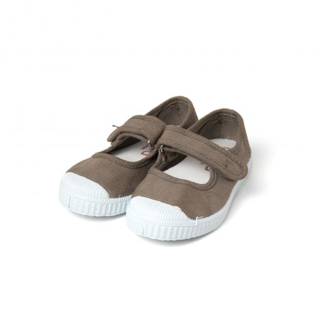 Cienta / Single Strap / BEIGE CREP