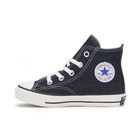 <img class='new_mark_img1' src='https://img.shop-pro.jp/img/new/icons8.gif' style='border:none;display:inline;margin:0px;padding:0px;width:auto;' />CONVERSE / CHILD ALL STAR N 70 DENIM Z HI / INDIGO