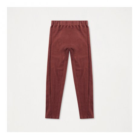 REPOSE AMS / A LEGGING / WARM RED