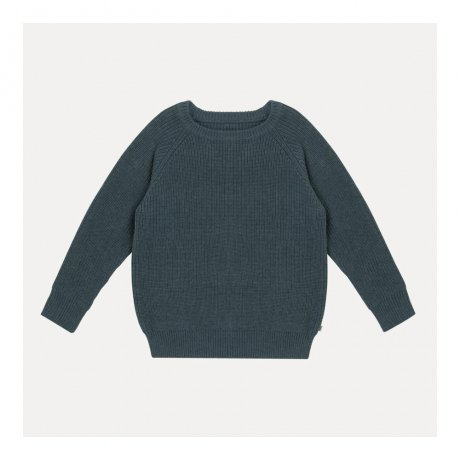 <img class='new_mark_img1' src='https://img.shop-pro.jp/img/new/icons8.gif' style='border:none;display:inline;margin:0px;padding:0px;width:auto;' />REPOSE AMS / KNITTED RAGLAN SWEATER / NAVAL BLUE