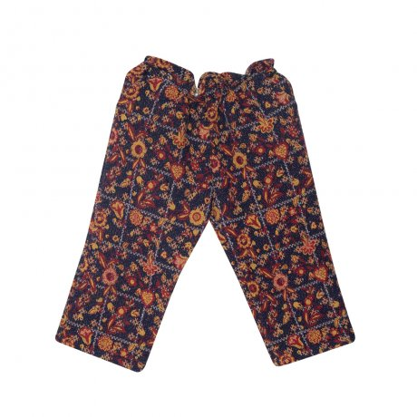 yellowpelota / Jacquard trousers / One color / FW19-37.1-PT10