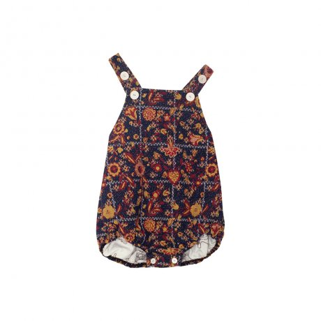 <img class='new_mark_img1' src='https://img.shop-pro.jp/img/new/icons8.gif' style='border:none;display:inline;margin:0px;padding:0px;width:auto;' />yellowpelota / Jacquard romper (unisex) / One color / FW19-16.1-RN14