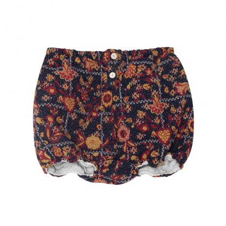<img class='new_mark_img1' src='https://img.shop-pro.jp/img/new/icons8.gif' style='border:none;display:inline;margin:0px;padding:0px;width:auto;' />yellowpelota / Jacquard bloomer (Unisex) / One color / FW19-10.1-CL08