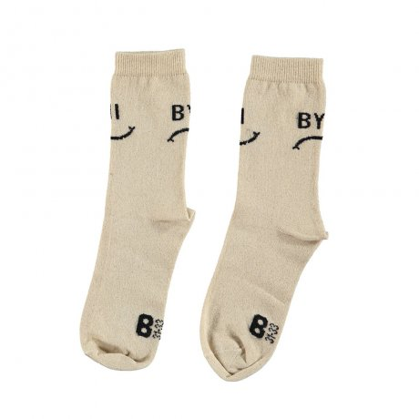 BEAU LOVES / Ankle Socks / Jacquard