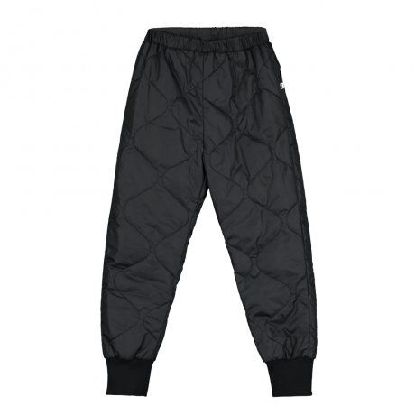 BEAU LOVES / Quilted Pants / Black