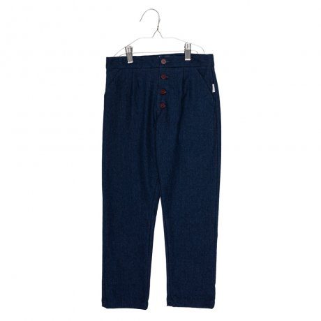 MOTORETA / CARMEN PANTS / Blue denim / AW19B081(Baby)