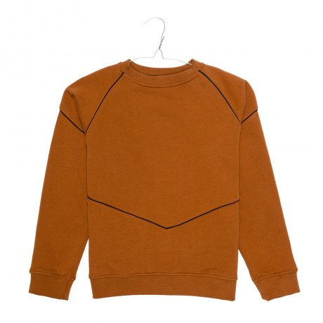 MOTORETA / MADRID SWEATSHIRT / Brown & black / AW19B056(Baby)