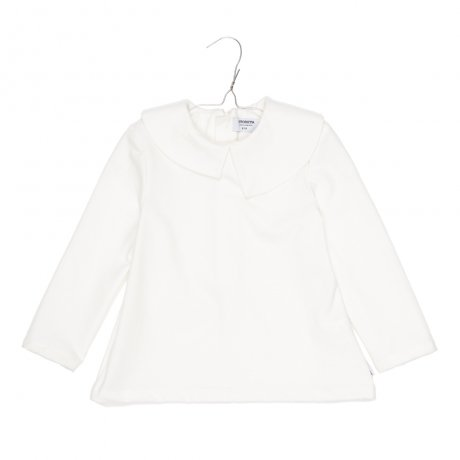<img class='new_mark_img1' src='https://img.shop-pro.jp/img/new/icons8.gif' style='border:none;display:inline;margin:0px;padding:0px;width:auto;' />MOTORETA / ELMA BLOUSE / Off white / AW190026
