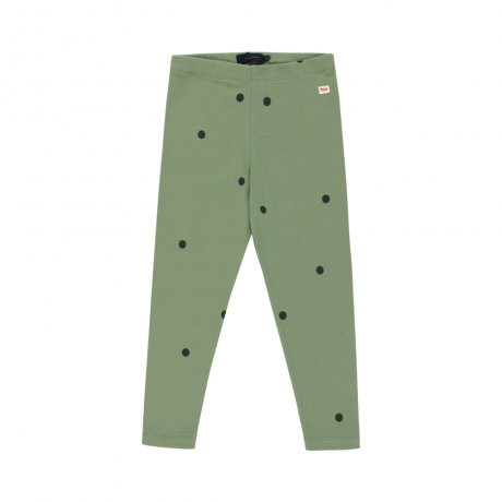 <img class='new_mark_img1' src='https://img.shop-pro.jp/img/new/icons8.gif' style='border:none;display:inline;margin:0px;padding:0px;width:auto;' />tinycottons / DOTS PANT / green wood bottle green / AW19-086