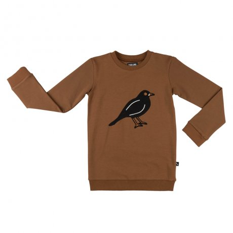 <img class='new_mark_img1' src='https://img.shop-pro.jp/img/new/icons8.gif' style='border:none;display:inline;margin:0px;padding:0px;width:auto;' />CarlijnQ / sweater / Black bird / BL33