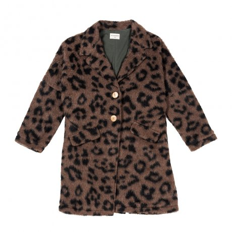 <img class='new_mark_img1' src='https://img.shop-pro.jp/img/new/icons8.gif' style='border:none;display:inline;margin:0px;padding:0px;width:auto;' />THE CAMPAMENTO / LEOPARD COAT / TC-AW41