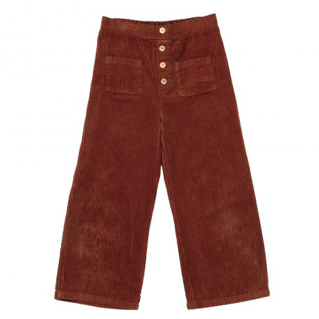 THE CAMPAMENTO / CORDUROY TROUSERS / TC-AW29
