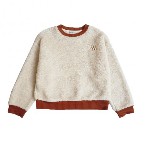 <img class='new_mark_img1' src='https://img.shop-pro.jp/img/new/icons8.gif' style='border:none;display:inline;margin:0px;padding:0px;width:auto;' />THE CAMPAMENTO / TEDDY SWEATSHIRT / TC-AW19