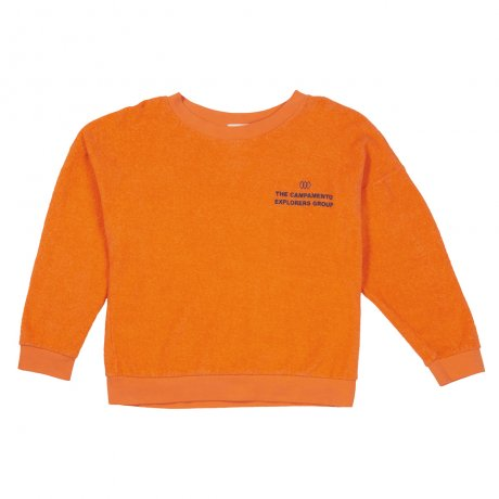 <img class='new_mark_img1' src='https://img.shop-pro.jp/img/new/icons8.gif' style='border:none;display:inline;margin:0px;padding:0px;width:auto;' />THE CAMPAMENTO / EXPLORERS SWEATSHIRT / TC-AW17