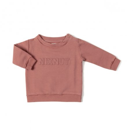 <img class='new_mark_img1' src='https://img.shop-pro.jp/img/new/icons8.gif' style='border:none;display:inline;margin:0px;padding:0px;width:auto;' />nixnut / Nixnut Sweater / Spice