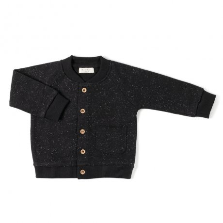 <img class='new_mark_img1' src='https://img.shop-pro.jp/img/new/icons8.gif' style='border:none;display:inline;margin:0px;padding:0px;width:auto;' />nixnut / Bomber Vest / Black