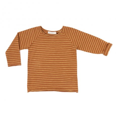 <img class='new_mark_img1' src='https://img.shop-pro.jp/img/new/icons8.gif' style='border:none;display:inline;margin:0px;padding:0px;width:auto;' />Phil&Phae / Raglan tee stripe L/S / 193106 / Golden spice