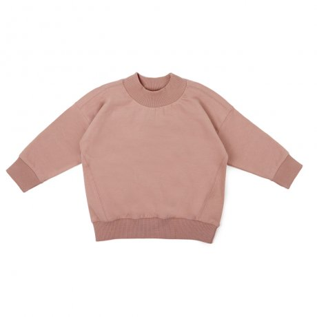 <img class='new_mark_img1' src='https://img.shop-pro.jp/img/new/icons8.gif' style='border:none;display:inline;margin:0px;padding:0px;width:auto;' />Phil&Phae / Oversized rib-neck sweater / 193112 / Dusty Blush