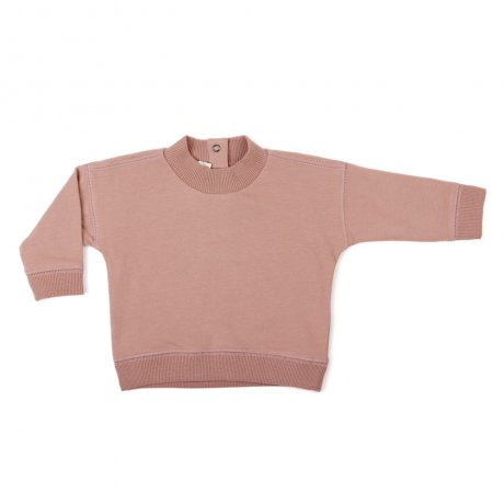 <img class='new_mark_img1' src='https://img.shop-pro.jp/img/new/icons8.gif' style='border:none;display:inline;margin:0px;padding:0px;width:auto;' />Phil&Phae / Baby rib-neck sweater / 193192 / Dusty Blush