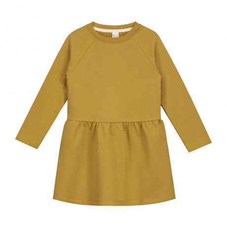 GRAY LABEL / Baby / Dress / Mustard