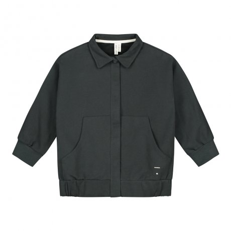 GRAY LABEL / Kids / Collar Jacket / Nearly Black