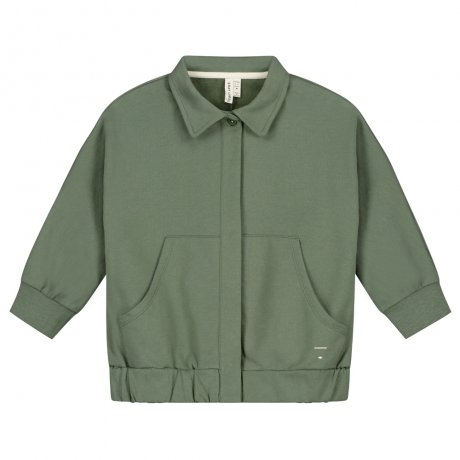 GRAY LABEL / Kids / Collar Jacket / Moss
