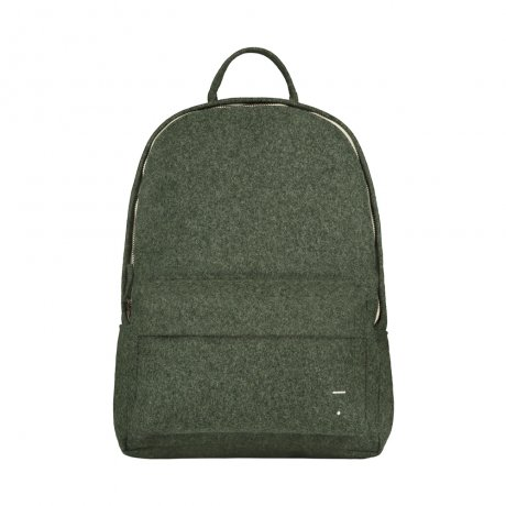 GRAY LABEL / Felt Backpack Small / Moss