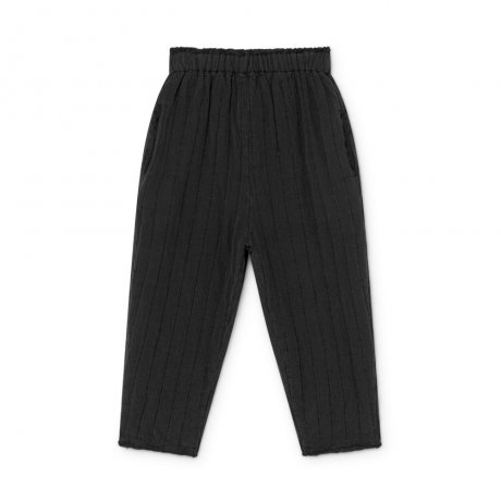 <img class='new_mark_img1' src='https://img.shop-pro.jp/img/new/icons8.gif' style='border:none;display:inline;margin:0px;padding:0px;width:auto;' />little creative factory / Quilted Pants / Black / K076B