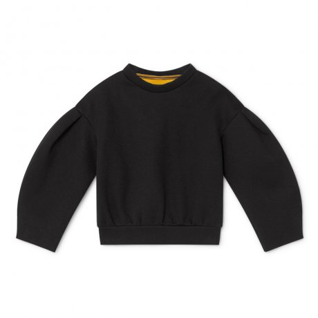 <img class='new_mark_img1' src='https://img.shop-pro.jp/img/new/icons8.gif' style='border:none;display:inline;margin:0px;padding:0px;width:auto;' />little creative factory / Neoprene Jersey / Black / K044