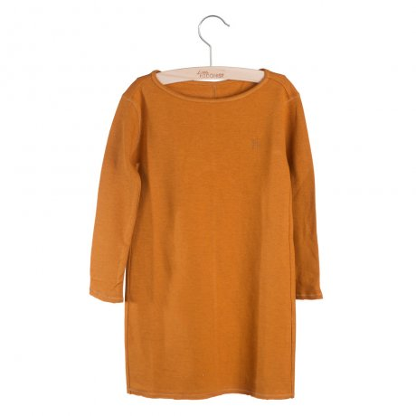 <img class='new_mark_img1' src='https://img.shop-pro.jp/img/new/icons8.gif' style='border:none;display:inline;margin:0px;padding:0px;width:auto;' />little HEDONIST / Dress Jacky / Pumpkin Spice