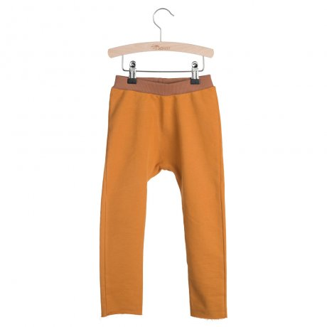 <img class='new_mark_img1' src='https://img.shop-pro.jp/img/new/icons8.gif' style='border:none;display:inline;margin:0px;padding:0px;width:auto;' />little HEDONIST / Sweatpants Michiel / Pumpkin Spice-Argan Oil