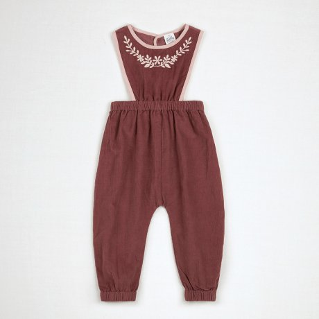 <img class='new_mark_img1' src='https://img.shop-pro.jp/img/new/icons8.gif' style='border:none;display:inline;margin:0px;padding:0px;width:auto;' />Apolina Kids / Baby / BOBBIE DUNGAREE / BUCKTHORN