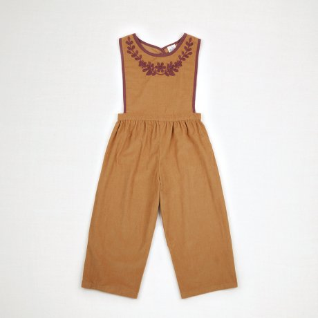 <img class='new_mark_img1' src='https://img.shop-pro.jp/img/new/icons8.gif' style='border:none;display:inline;margin:0px;padding:0px;width:auto;' />Apolina Kids / Kids / BOBBIE DUNGAREE / GOLDEN