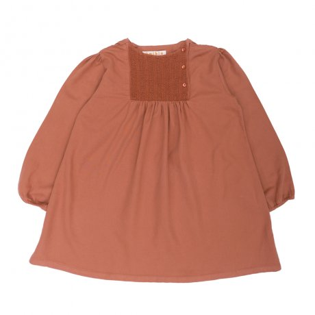 <img class='new_mark_img1' src='https://img.shop-pro.jp/img/new/icons8.gif' style='border:none;display:inline;margin:0px;padding:0px;width:auto;' />Omibia / KIDS KYOTO Dress / Cayenne / AW19W19