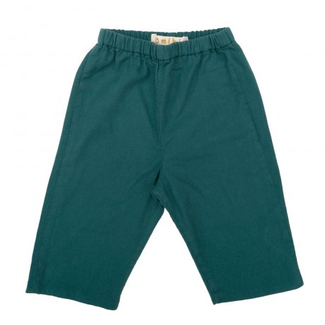 <img class='new_mark_img1' src='https://img.shop-pro.jp/img/new/icons8.gif' style='border:none;display:inline;margin:0px;padding:0px;width:auto;' />Omibia / KIDS SAMMY Trousers / Aqua Green / AW19W11