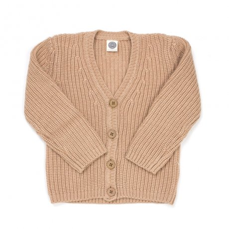 <img class='new_mark_img1' src='https://img.shop-pro.jp/img/new/icons8.gif' style='border:none;display:inline;margin:0px;padding:0px;width:auto;' />[NEW] Le Petit Germain / Leo Cardigan / POWDER