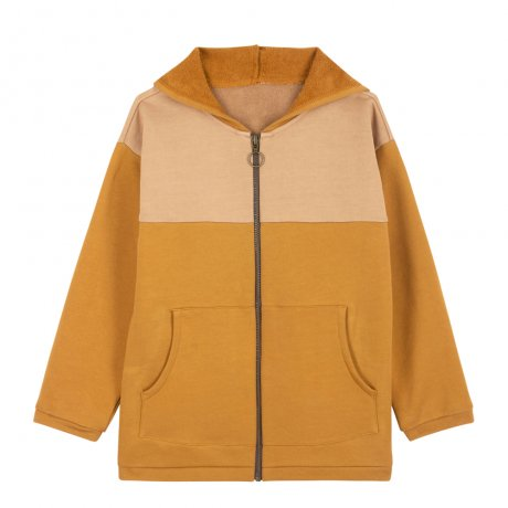 <img class='new_mark_img1' src='https://img.shop-pro.jp/img/new/icons8.gif' style='border:none;display:inline;margin:0px;padding:0px;width:auto;' />Le Petit Germain / Hoodie / POWDER / MUSTARD