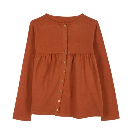 Le Petit Germain / Blouse 009 / RUST