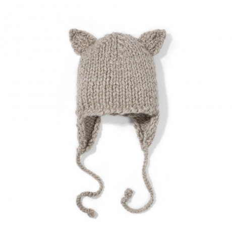 <img class='new_mark_img1' src='https://img.shop-pro.jp/img/new/icons8.gif' style='border:none;display:inline;margin:0px;padding:0px;width:auto;' />KIDS ON THE MOON / ANIMAL BEANIE / AW19/43