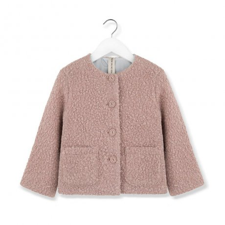 <img class='new_mark_img1' src='https://img.shop-pro.jp/img/new/icons8.gif' style='border:none;display:inline;margin:0px;padding:0px;width:auto;' />KIDS ON THE MOON / PINK MOSS JACKET / AW19/33