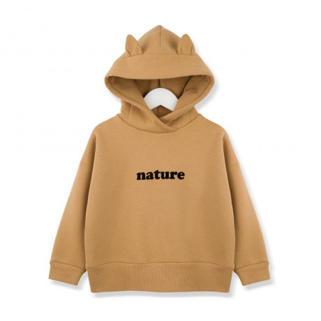 KIDS ON THE MOON / NATURE HOODIE / AW19/40A