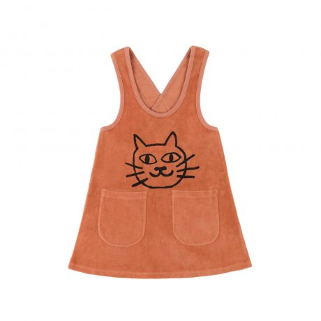 <img class='new_mark_img1' src='https://img.shop-pro.jp/img/new/icons8.gif' style='border:none;display:inline;margin:0px;padding:0px;width:auto;' />Nadadelazos / DRESS CAT / DOG BROWN / AW19 VES.10.280 CAT