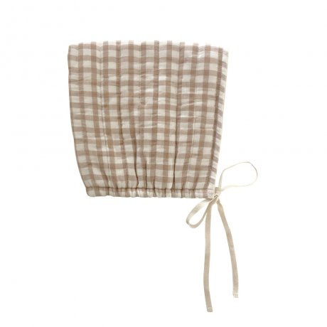 Liilu / Quilted Bonnet / Check