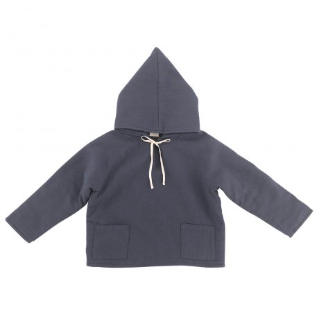 <img class='new_mark_img1' src='https://img.shop-pro.jp/img/new/icons8.gif' style='border:none;display:inline;margin:0px;padding:0px;width:auto;' />Liilu / Kaori Hoodie / Hazy Blue